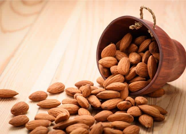 Peanuts vs Almonds